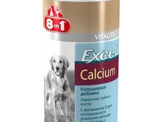 8 в 1 Calcium с фосфором и вит.D, для собак и щенков